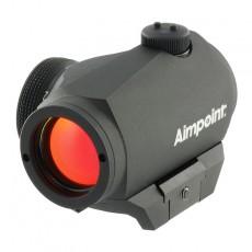 VISOR DE PUNTO ROJO AIMPOINT MICRO H-1 4MOA