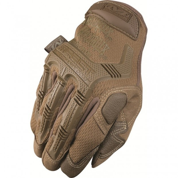 guantes M-PACT coyote