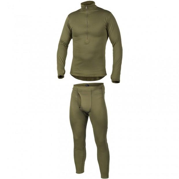 ebb18a4cd8a Set de ropa interior térmica Helikon-Tex perfecta para militares, policías  y actividades al aire libre en entornos fríos