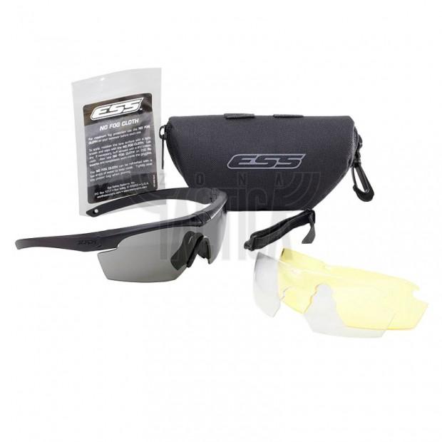 1b53385cfb Las gafas balísticas ESS Crosshair 3LS para militares y policías ofrecen  una alta protección contra impactos