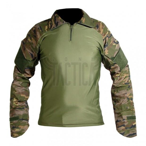 21b49d83d0a Camiseta de combate táctica Delta Tactics perfecta para militares del  Ejército español y jugadores de airsoft | Zona Táctica.