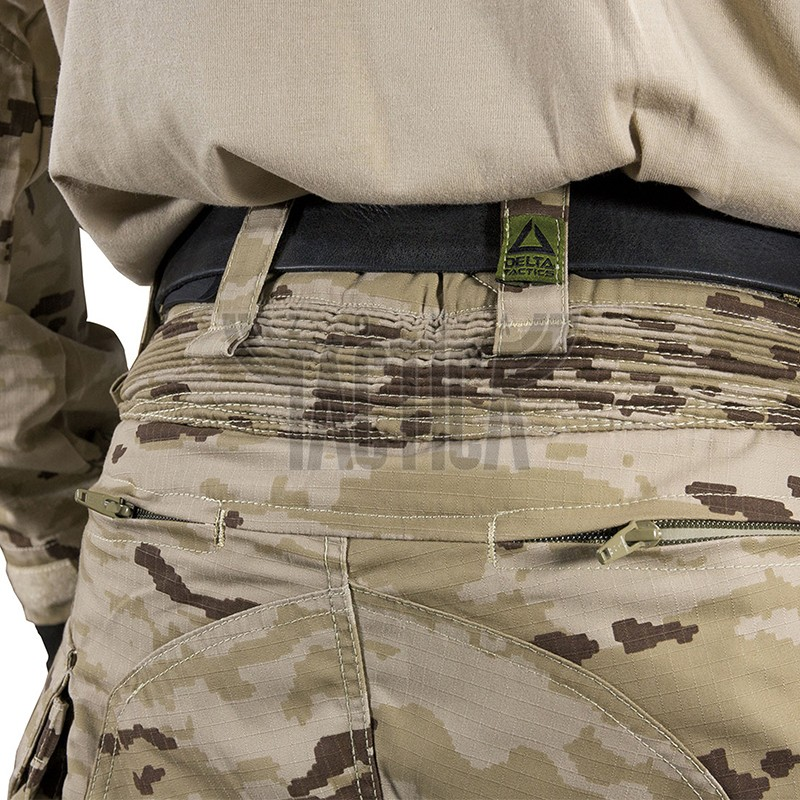 b0ec9f04ec5 Uniforme táctico Delta Tactics perfecto para militares del Ejército ...