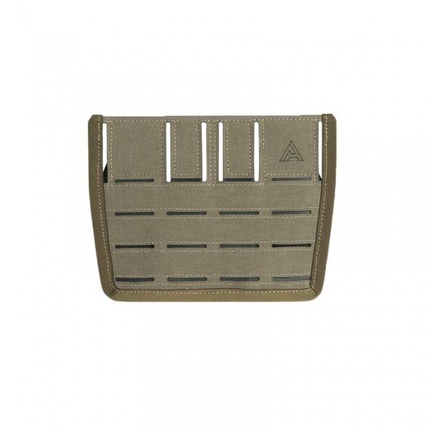 Panel cinturón pequeño para aumentar la carga