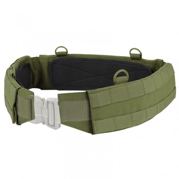 Cinturón verde condor slim