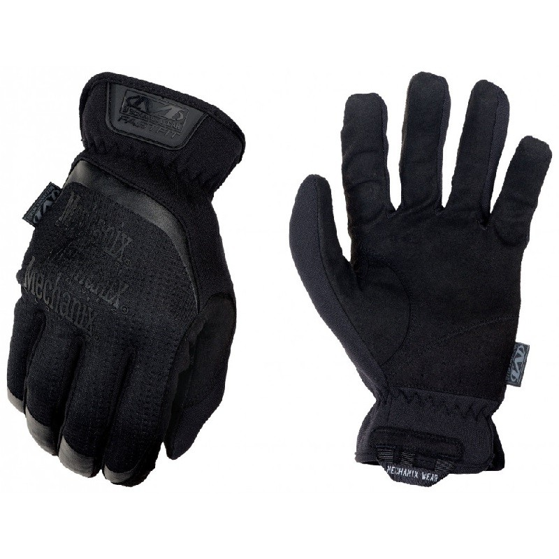 guantes negros FastFit