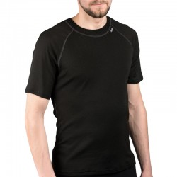 Camiseta Svala negra 100% dry