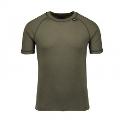 Camiseta manga corta Svala en verde