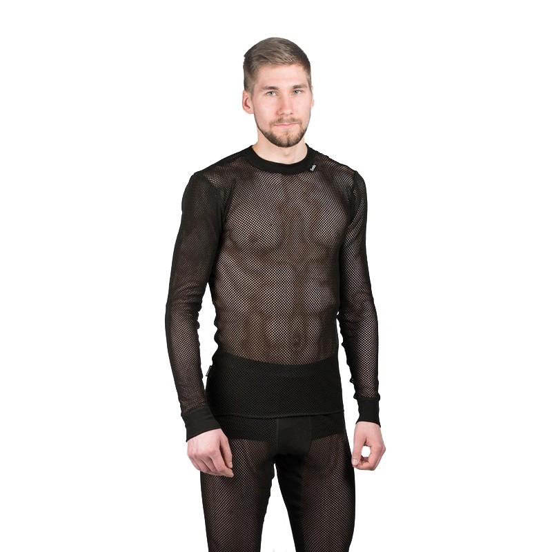 Camiseta manga larga Svala 100% dry