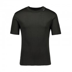 Camiseta negra de manga corta Svala