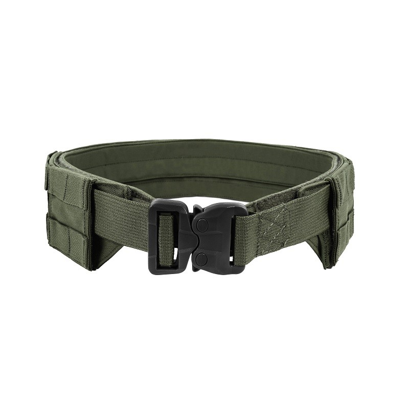 Cinturón táctico verde LPMB