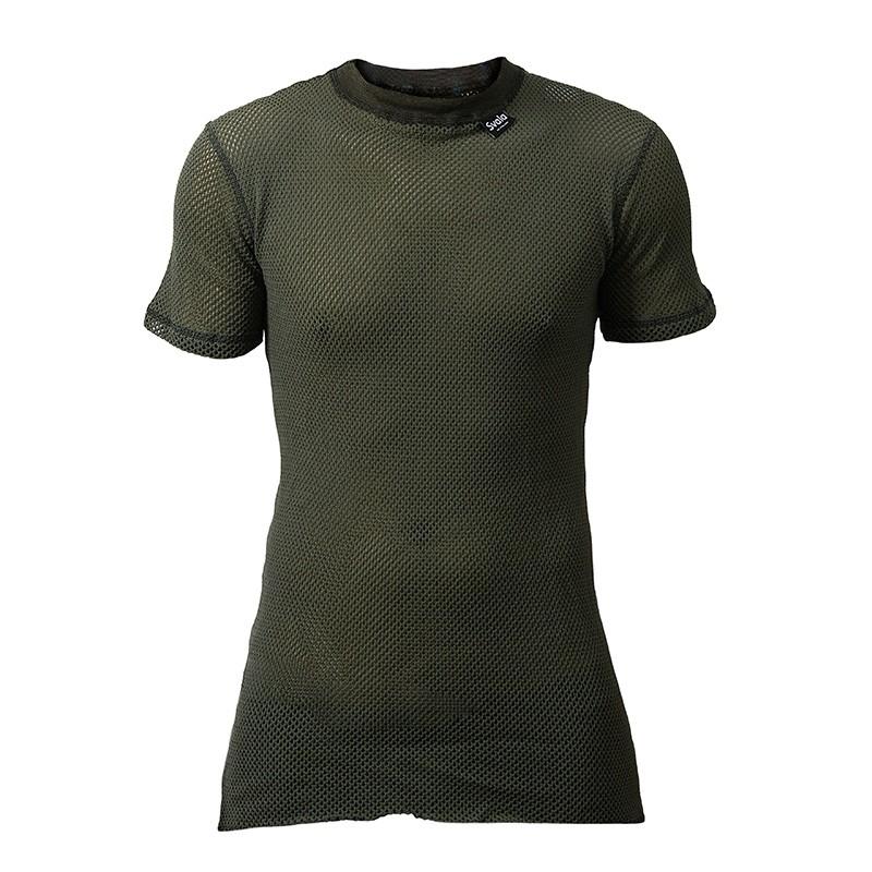 Camiseta de malla corta