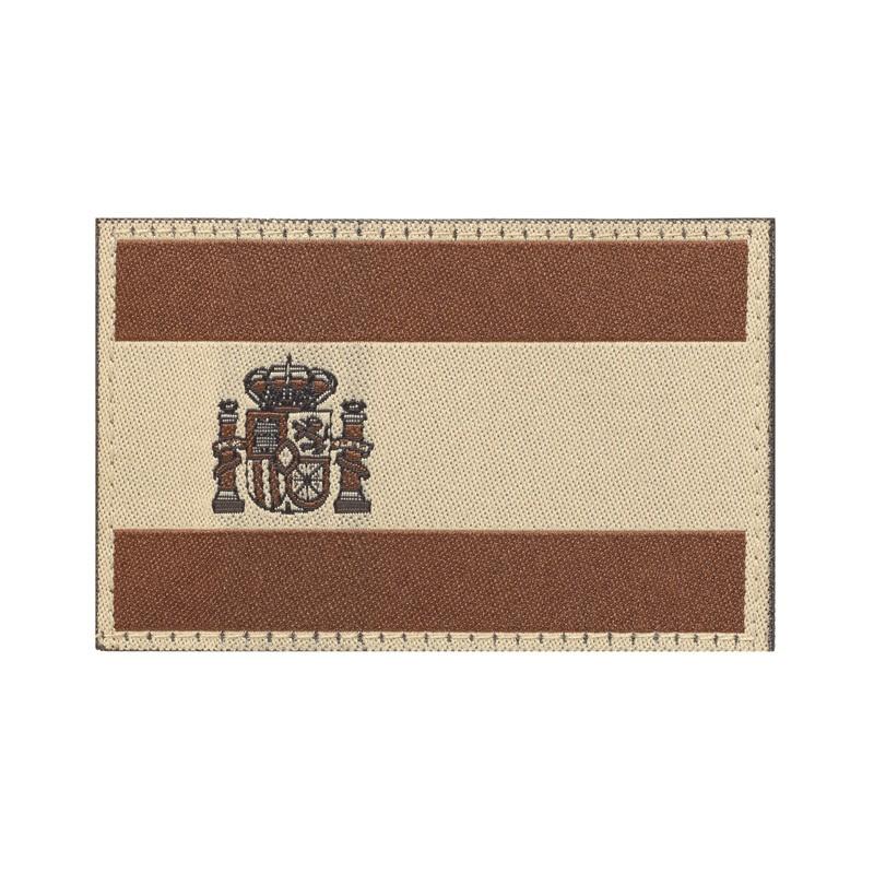 Parche bandera España desert