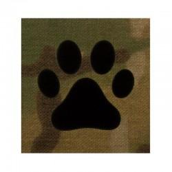 Parche IR huella perro