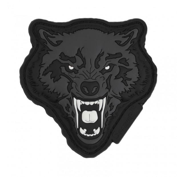 parche del lobo furioso