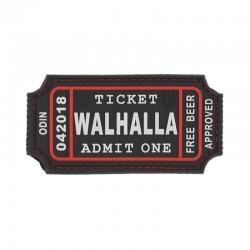 parche tique del Walhalla