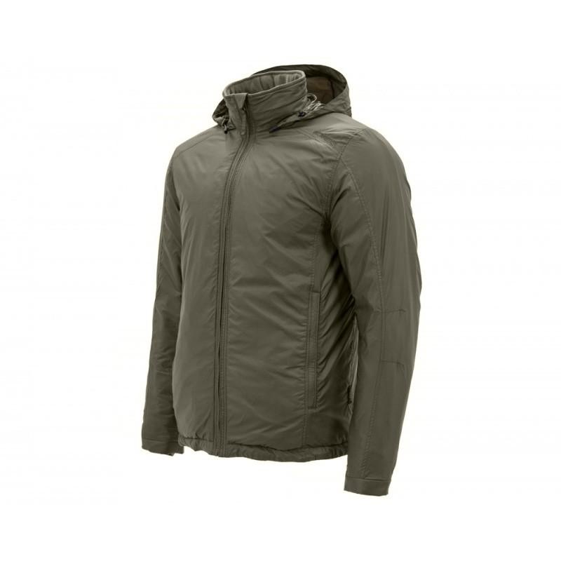 chaqueta verde LIG 4.0