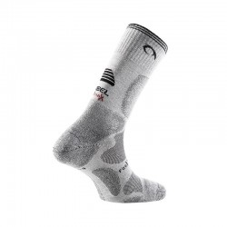 calcetines Desnivel gris