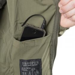 bolsillo interior cortavientos Trooper