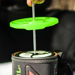 Prensa para café de silicona Jetboil