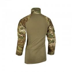 camiseta multicam de combate