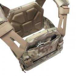 Low profile carrier V2 laser cut