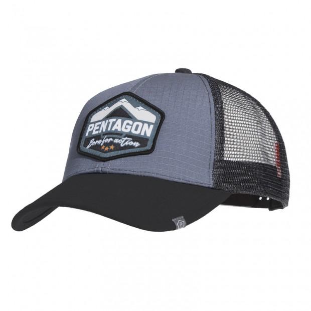 Gorra de rejilla Pentagon