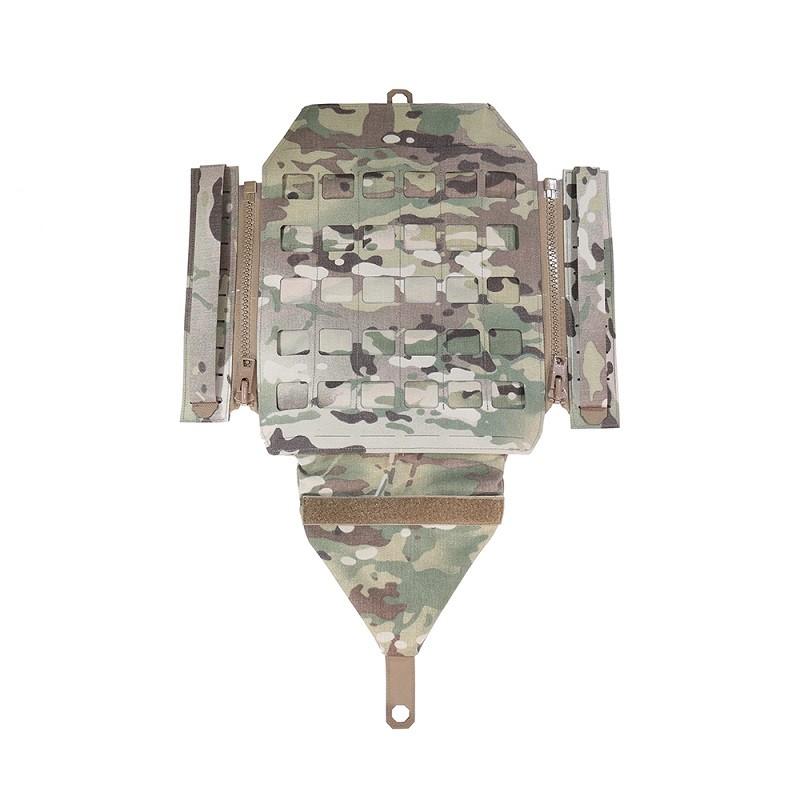 Panel espalda chaleco portaplacas