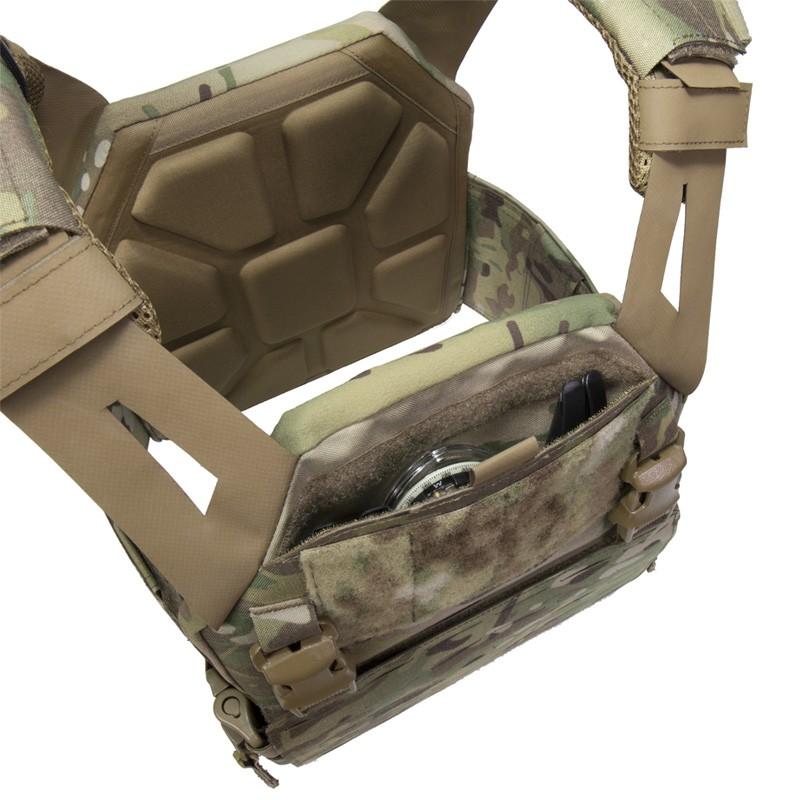 Chaleco portaplacas Warrior Assault V1 LC
