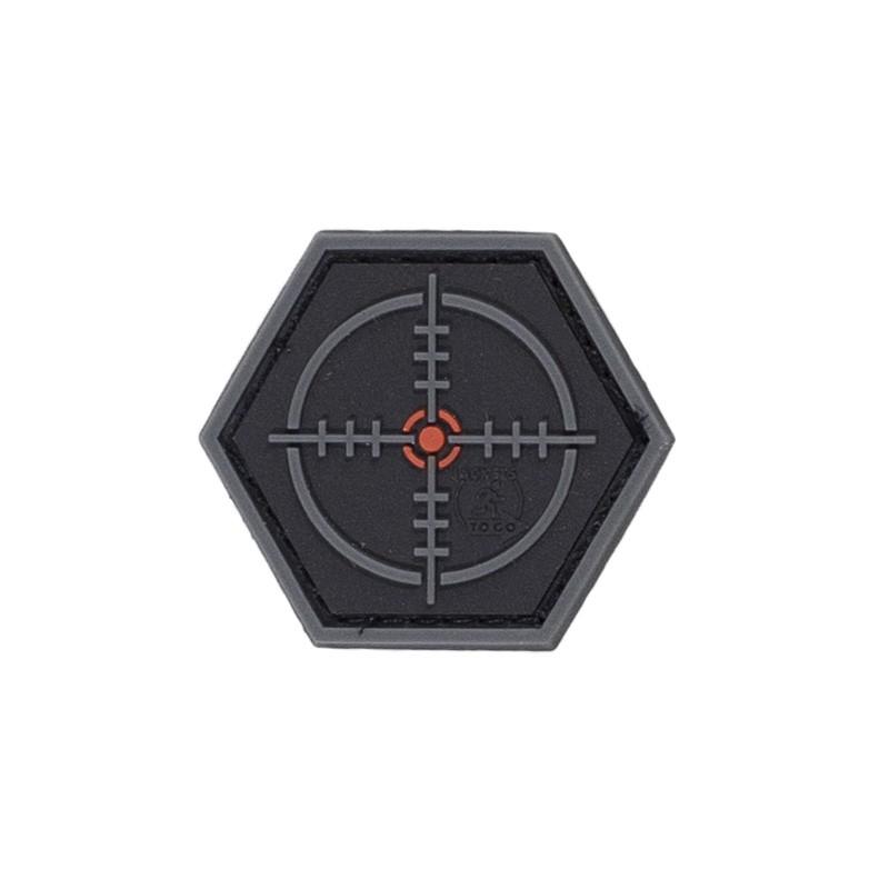 Parche sniper hexagonal