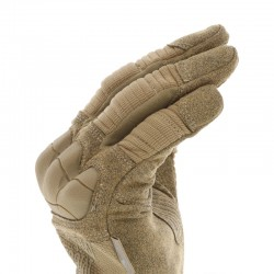 Guantes Mechanix coyote M-Pact 3