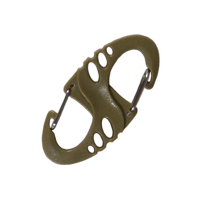 Pack de mosquetones S-Hook