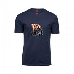 Camiseta Barco Vikingo GTG