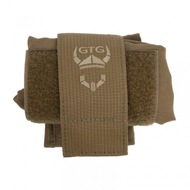 Bolsa de descarga plegable GTG
