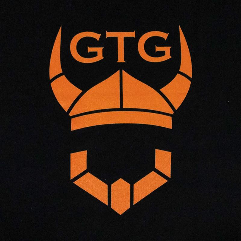 Camiseta negra Ginger's