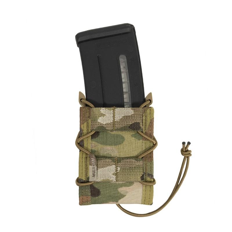 portacargador simple de fusil Warrior