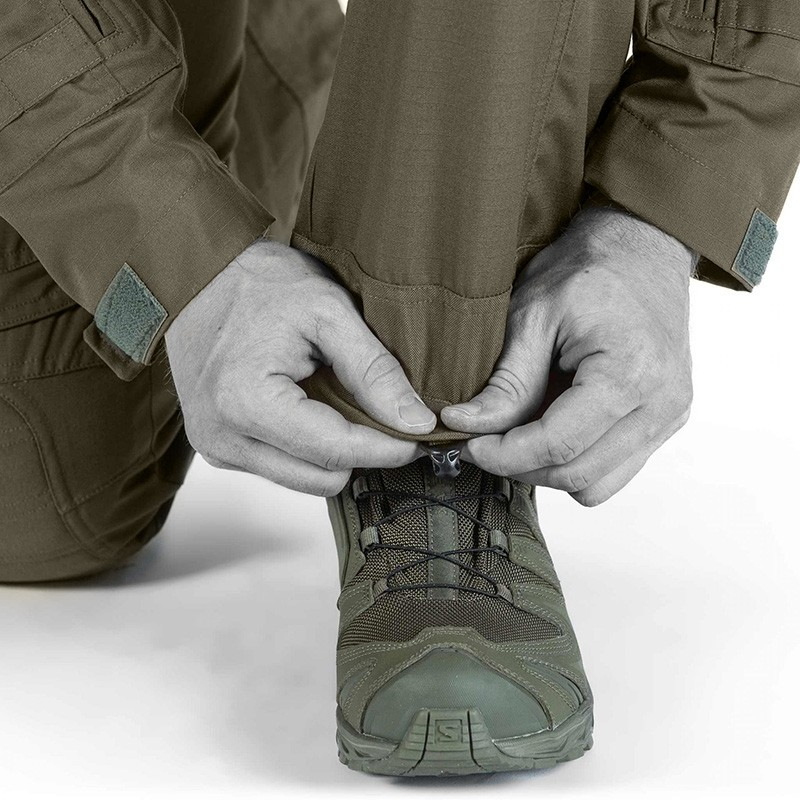 Pantalón militar verde