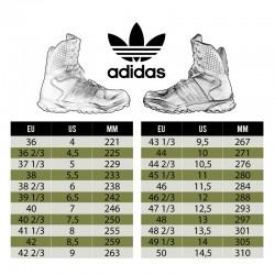 Tabla tallas Adidas GSG