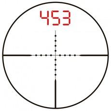 Visor Telemetro BUSHNELL Yardage Pro 4-12x42