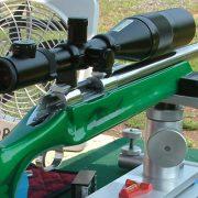 bench-rest rifles y modalidades