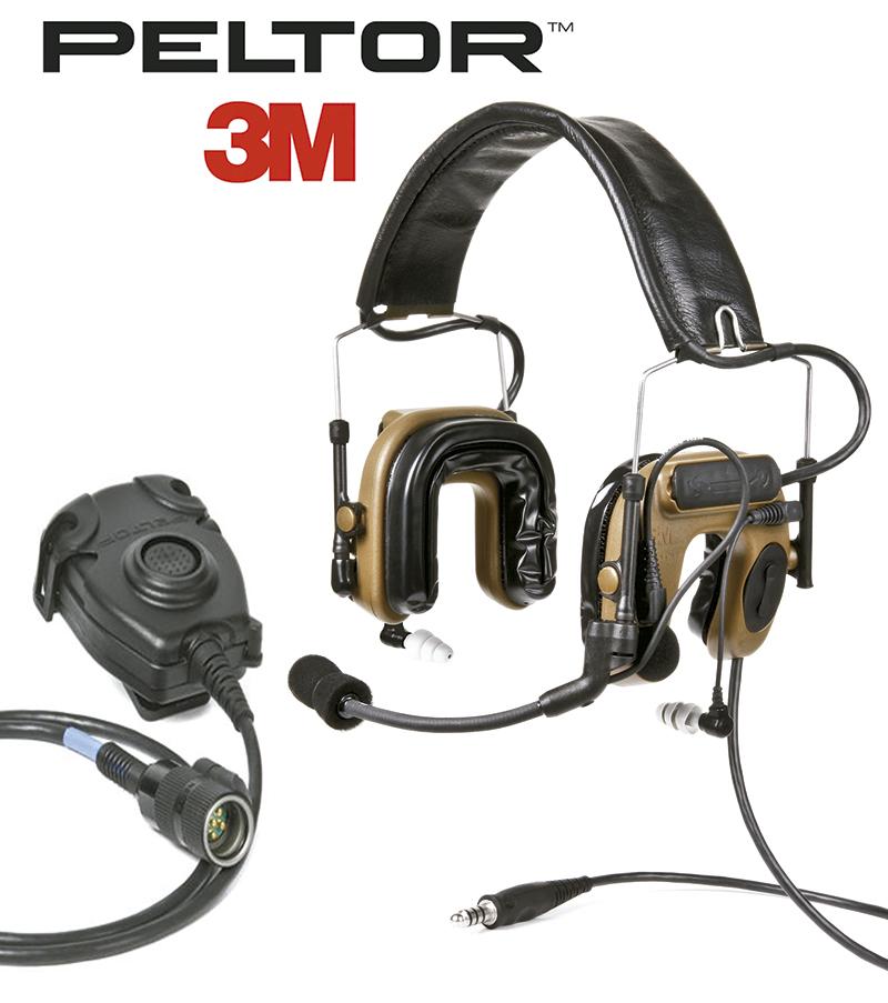 Peltor ComTac XPI Headset