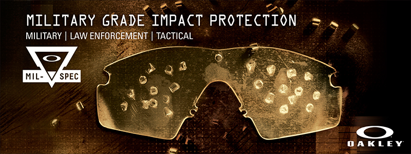 gafas balísticas oakley resistencia al impacto