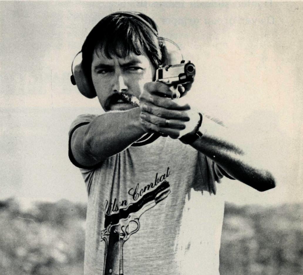 Bill Drill- ejercicio tiro