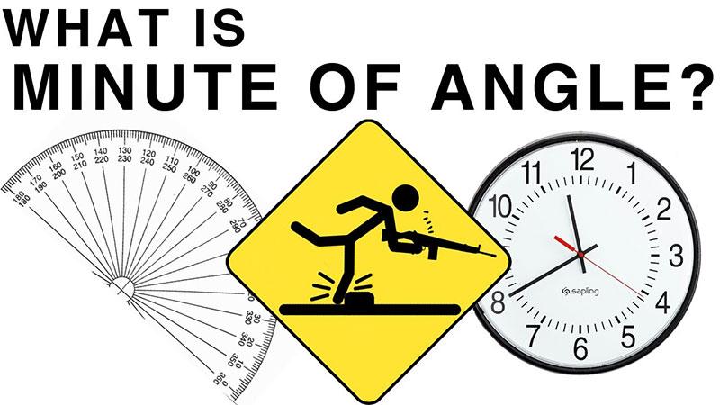 El MOA es un sistema de medid angular