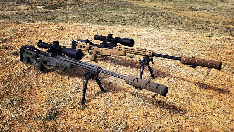 Rifles precisos