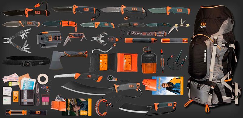 Cuchillos compactos Gerber