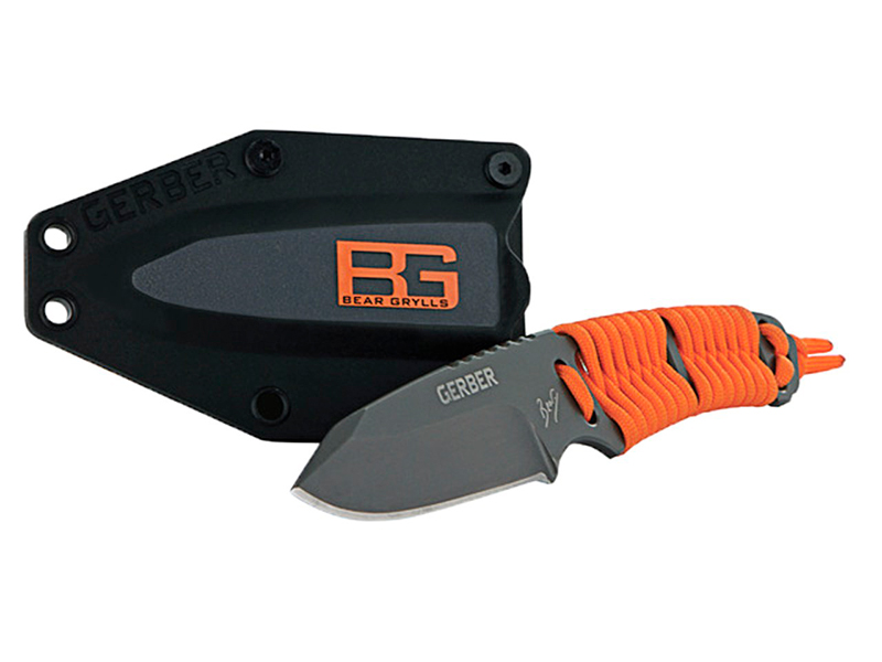 Cuchillo Gerber Paracord fixed blade
