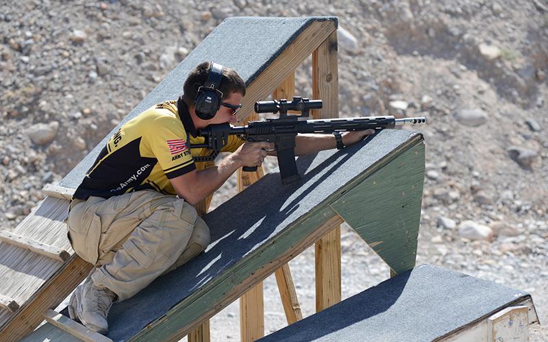 entrenamiento tiro de precision