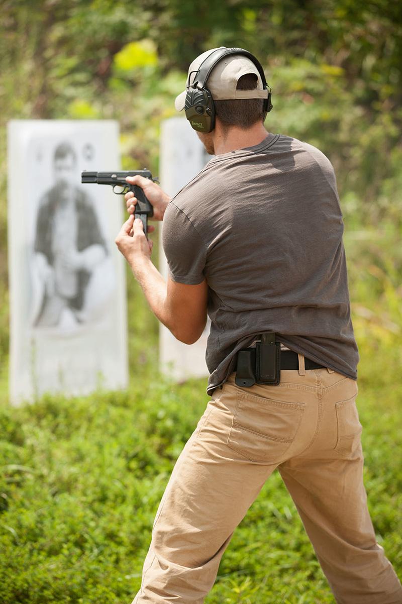 ejercicio de tiro