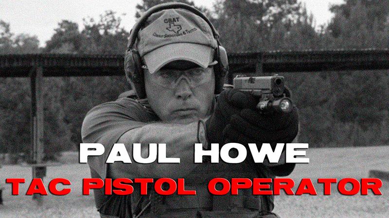 Paul Howe