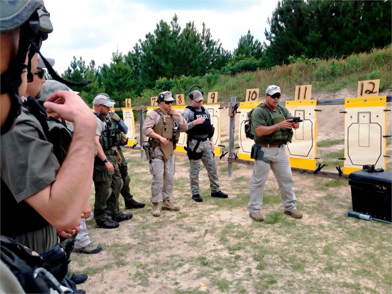 CSAT Pistol Std Drill